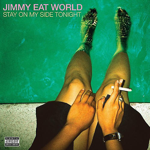 Alliance Jimmy Eat World - Stay On My Side Tonight