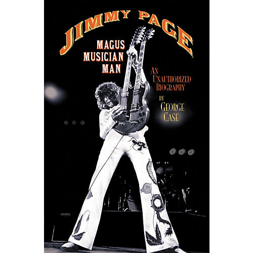Hal Leonard Jimmy Page - Magus, Musician, Man: An Unauthorized Biography - Book-thumbnail