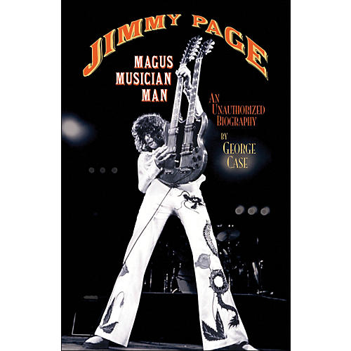 Backbeat Books Jimmy Page - Magus Musician Man-thumbnail