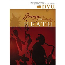 Artists House Jimmy & Percy Heath - The Jazz Master Class Series from NYU (2-DVD Set) DVD Series DVD by Jimmy Heath