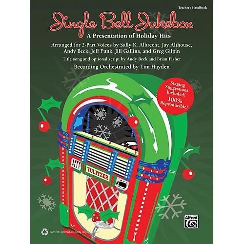 Alfred Jingle Bell Jukebox Book & CD-thumbnail