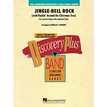 Shawnee Press Jingle-Bell Rock - Discovery Plus Band arranged by Douglas Wagner