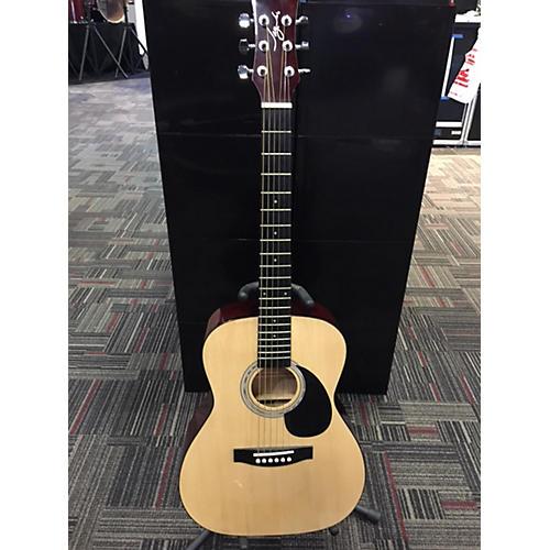 Jay Turser Jj43-PAK-N Acoustic Guitar