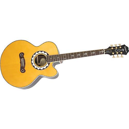 Epiphone Joan Sebastian Triunfadora Acoustic-Electric Guitar Antique Natural
