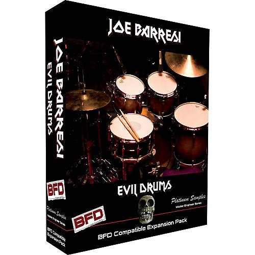 Platinum Samples Joe Barresi Evil Drums for BFD-thumbnail