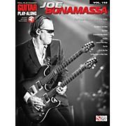 Cherry Lane Joe Bonamassa - Guitar Play-Along Volume 152 Book/Online Audio