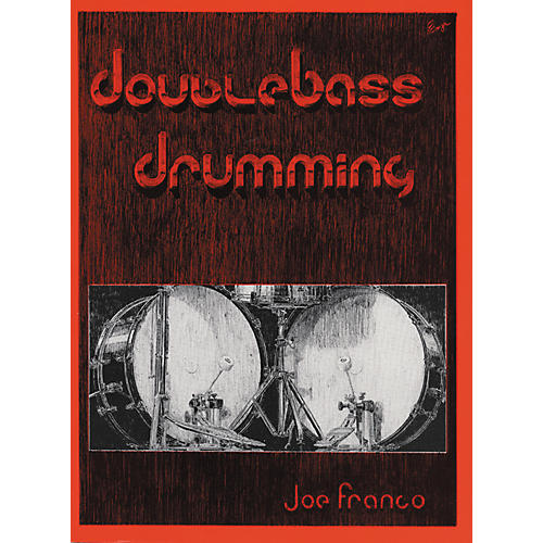 Alfred Joe Franco Double Bass Drumming Book-thumbnail