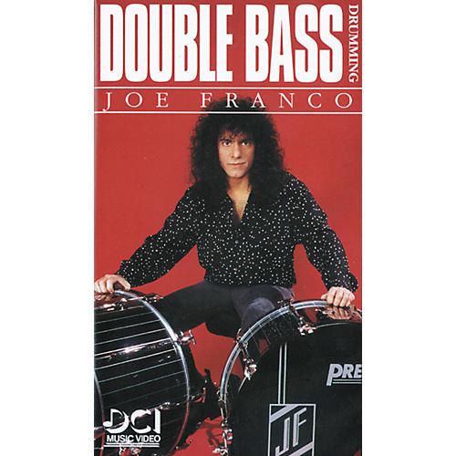 Warner Bros Joe Franco Double Bass Drumming Video