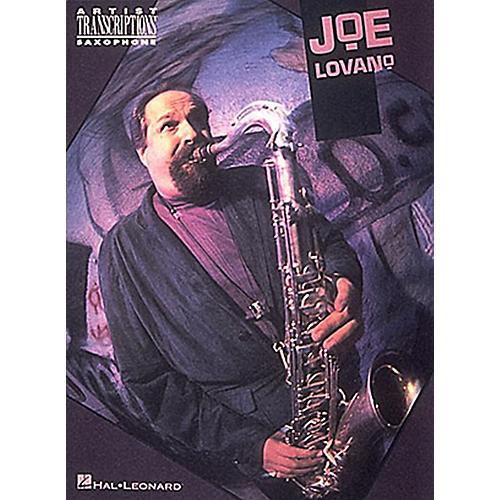 Hal Leonard Joe Lovano Collection