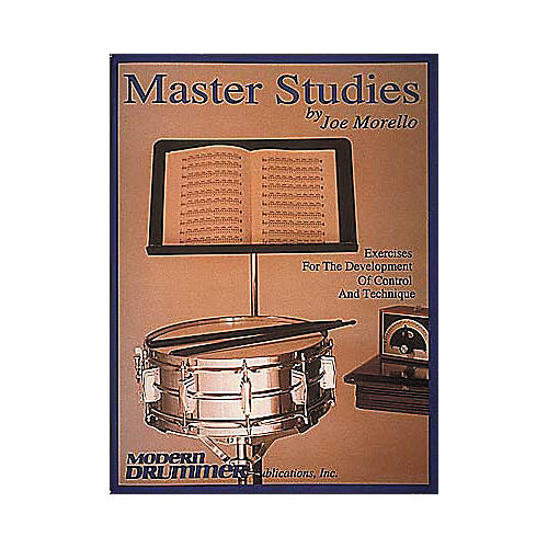 Master studies by joe morello