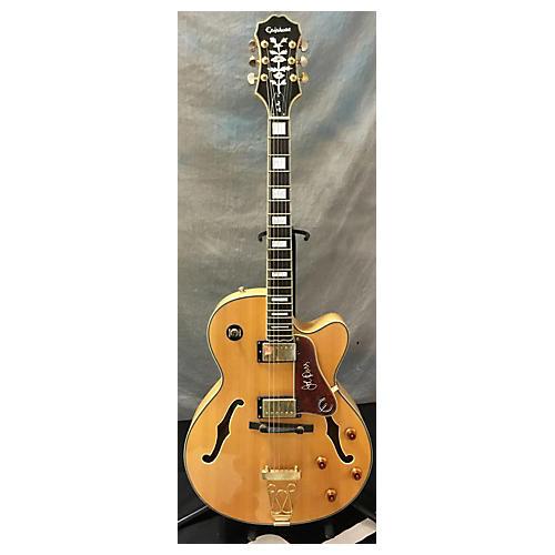 Epiphone Joe Pass Emperor II Hollow Body Electric Guitar-thumbnail