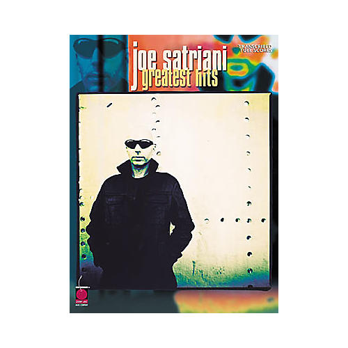 Cherry Lane Joe Satriani - Greatest Hits Guitar Tab Songbook