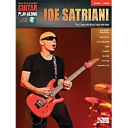 Hal Leonard Joe Satriani - Guitar Play-Along Vol. 185 Book/Audio Online