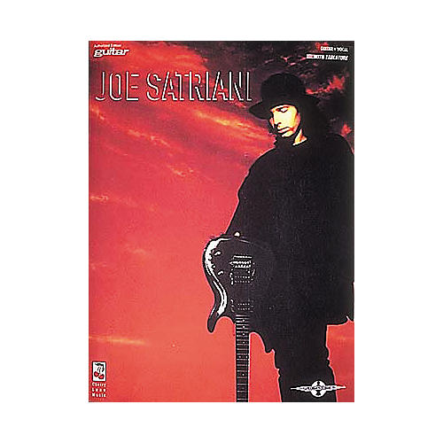 Cherry Lane Joe Satriani Book-thumbnail
