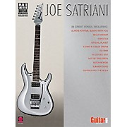 Cherry Lane Joe Satriani Guitar Tab Songbook