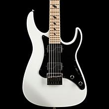 Caparison Guitars Joel Stroetzel Signature Black Electric Guitar Classic White
