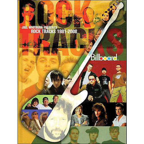 Hal Leonard Joel Whitburn Presents Rock Tracks 1981-2008-thumbnail