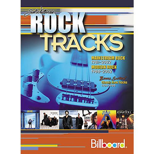 Record Research Joel Whitburn's Rock Tracks Book-thumbnail