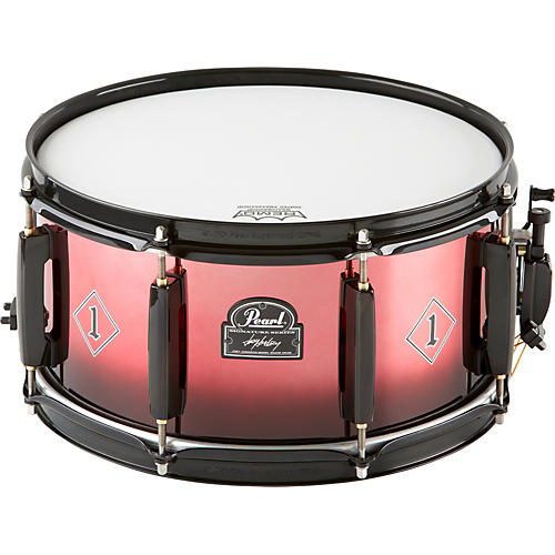 Pearl Joey Jordison Signature Snare Drum Red-thumbnail