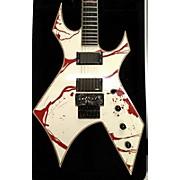 B.C. Rich Joey Jordison Warlock Solid Body Electric Guitar