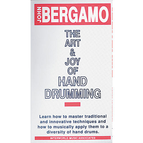Alfred John Bergamo The Art and Joy of Hand Drumming Video
