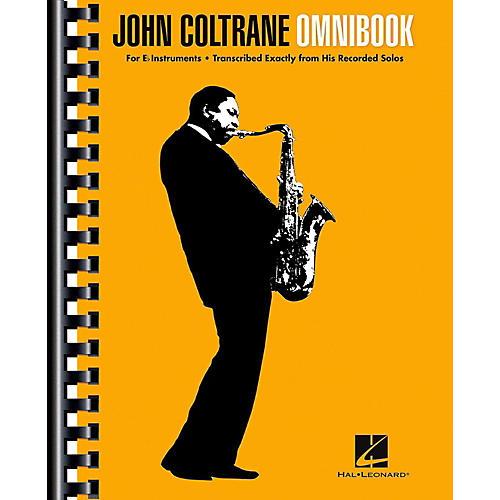 Hal Leonard John Coltrane - Omnibook For E Flat Instruments-thumbnail