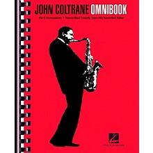 Hal Leonard John Coltrane Omnibook For C Instruments