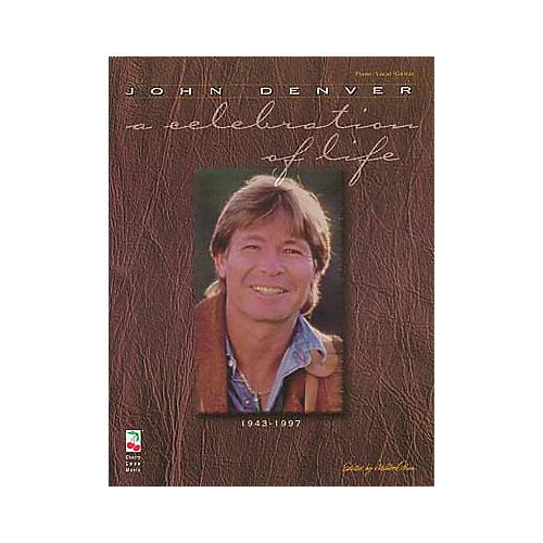 Cherry Lane John Denver - A Celebration of Life Piano, Vocal, Guitar Songbook-thumbnail