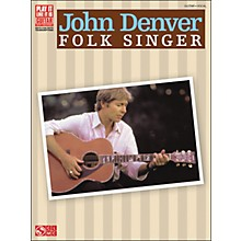 Cherry Lane John Denver Folk Singer Tab Book