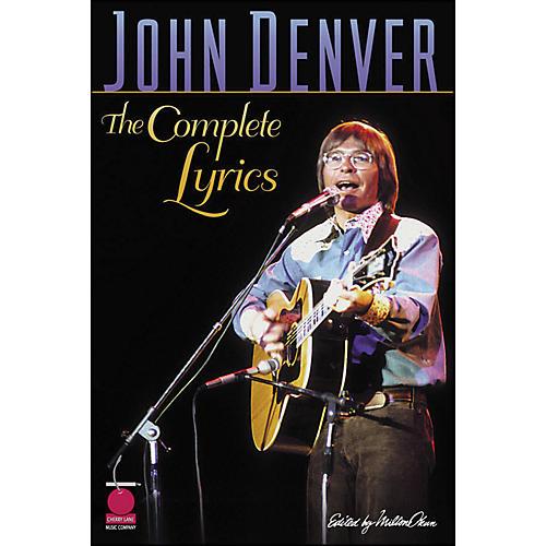 Cherry Lane John Denver The Complete Lyrics-thumbnail