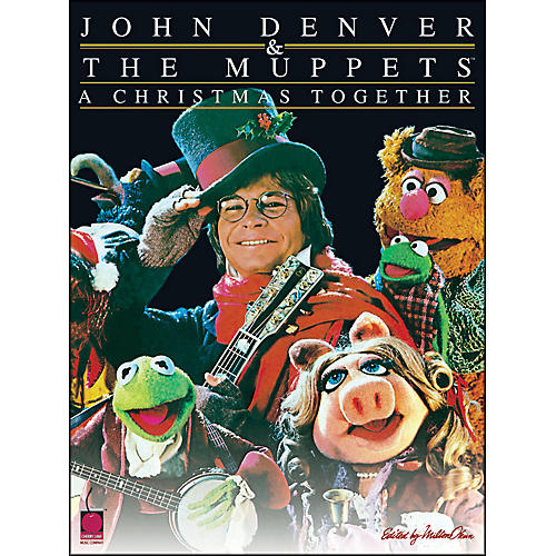 Cherry Lane John Denver & The Muppets A Christmas Together arranged for piano, vocal, and guitar (P/V/G)-thumbnail