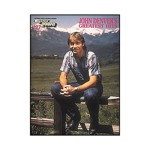 Hal Leonard John Denver's Greatest Hits E-Z Play 127-thumbnail