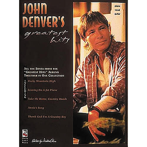 Hal Leonard John Denver's Greatest Hits Piano, Vocal, Guitar Songbook-thumbnail