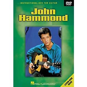 Hal Leonard John Hammond - Instructional Guitar DVD by Hal Leonard