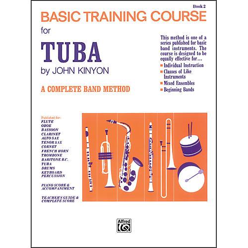 Alfred John Kinyon's Basic Training Course Book 2 Tuba-thumbnail