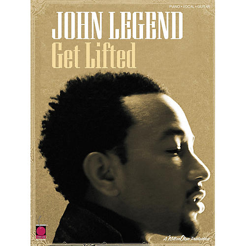 Hal Leonard John Legend - Get Lifted Piano, Vocal, Guitar Songbook-thumbnail