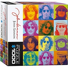 Eurographics John Lennon - Color Portraits Puzzle