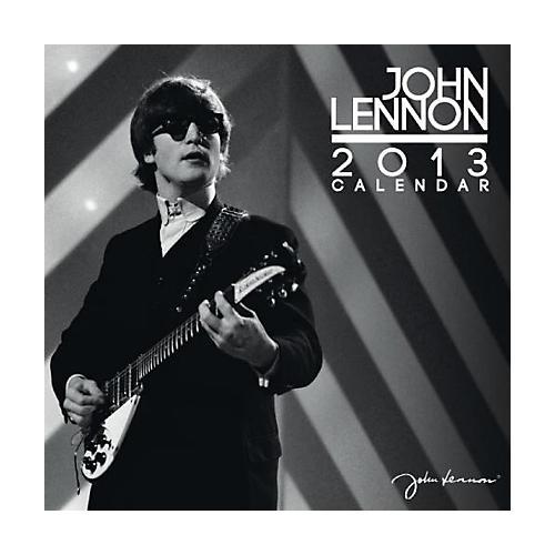 Browntrout Publishing John Lennon 2013 Square 12X12 Wall Calendar