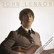 Browntrout Publishing John Lennon 2016 Calendar Square 12 x 12 In.