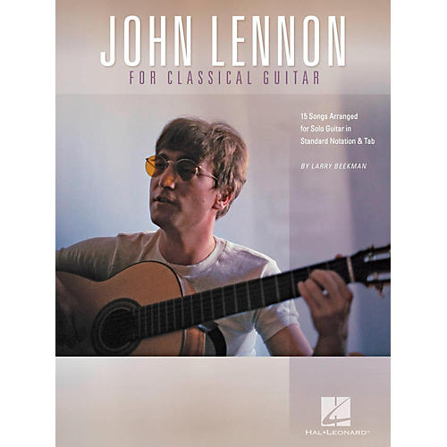 Hal Leonard John Lennon For Classical Guitar-thumbnail