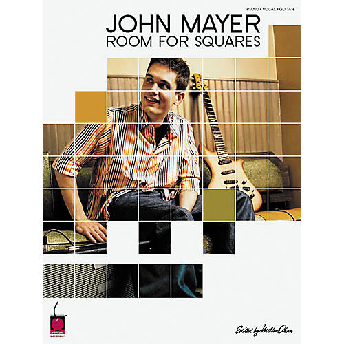 Hal Leonard John Mayer - Room for Squares Piano, Vocal, Guitar Songbook-thumbnail