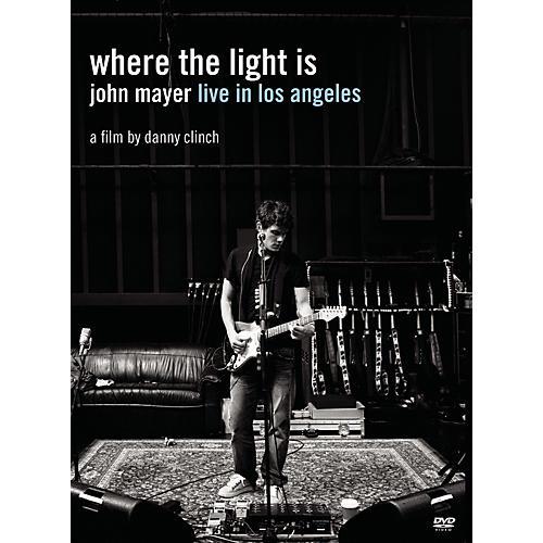 Sony John Mayer - Where The Light Is - Live in LA (DVD)-thumbnail