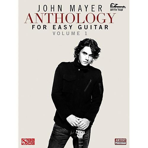 Cherry Lane John Mayer Anthology For Easy Guitar Tab-thumbnail