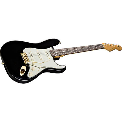Fender John Mayer Special Edition BLACK1 Stratocaster Electric Guitar-thumbnail