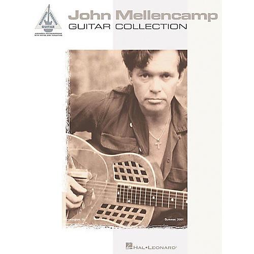 Hal Leonard John Mellencamp Guitar Collection Guitar Tab Songbook-thumbnail