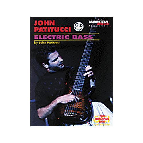 Alfred John Patitucci Electric Bass 1 (Book/CD)-thumbnail
