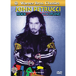 Alfred John Petrucci - Rock Discipline DVD by Alfred