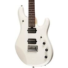 John Petrucci 6 Electric Guitar w/ Piezo Bridge White Pearl Chrome Hardware