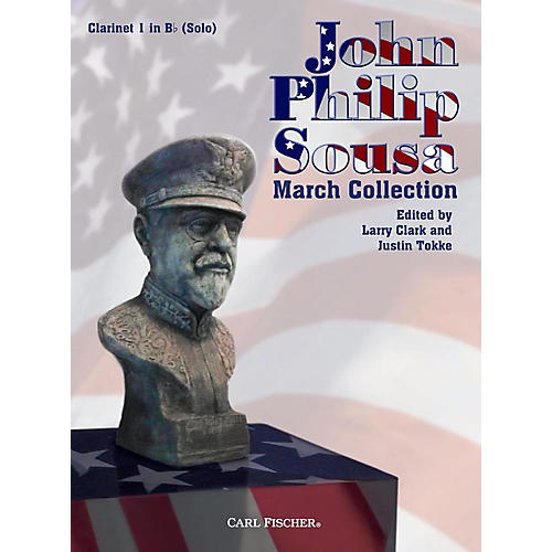 Carl Fischer John Philip Sousa March Collection - Clarinet 1