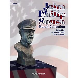 Carl Fischer John Philip Sousa March Collection - Oboe 2 by Carl Fischer